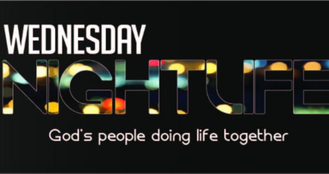 Fellowship Meal 5:45pm - Classes start at 6:30pm